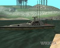Predator in GTA San Andreas