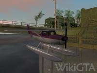 Skimmer in GTA Vice City