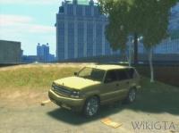Cavalcade in GTA IV