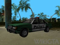 Police in GTA Vice City