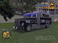 Enforcer in GTA III