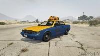 Taxi in GTA V
