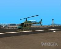 News Chopper in GTA San Andreas