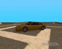 Super GT in GTA San Andreas
