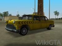 Cabbie in GTA Vice City
