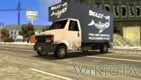 Triad Fish Van in GTA Liberty City Stories