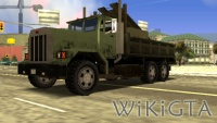 Flatbed in GTA Liberty City Stories