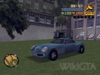 Stinger in GTA III