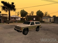Rancher in GTA Vice City