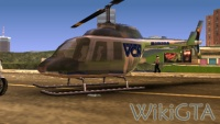 VCN Maverick in GTA Liberty City Stories