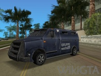 Securicar in GTA Vice City