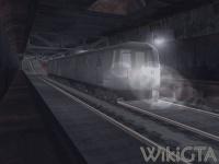 Train in GTA III