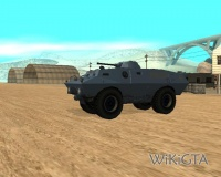 S.W.A.T. in GTA San Andreas