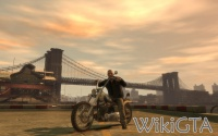 Wayfarer in GTA IV The Lost and Damned