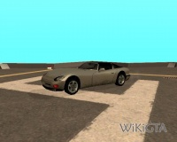 Banshee in GTA San Andreas