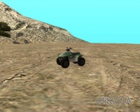Quadbike in GTA San Andreas