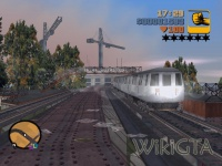 Train in GTA III