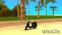 Faggio in GTA Vice City Stories