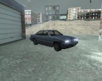 Sentinel in GTA San Andreas