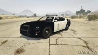Police Cruiser in GTA V