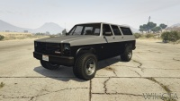 Rancher XL in GTA V