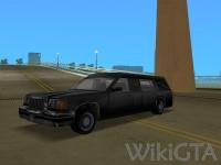 Romero's Hearse in GTA Vice City
