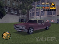 Yardie Lobo in GTA III