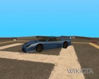 Turismo in GTA San Andreas