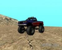 Monster in GTA San Andreas