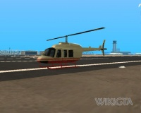 Maverick in GTA San Andreas