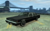 Emperor in GTA IV