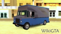 Boxville in GTA Vice City Stories