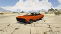 Buccaneer in GTA V