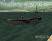 Coast Guard in GTA San Andreas