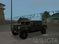 Patriot in GTA Vice City