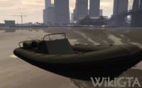 Dinghy in GTA IV