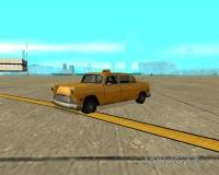 Cabbie in GTA San Andreas