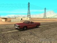 Feltzer in GTA San Andreas