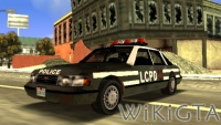 Police in GTA Liberty City Stories