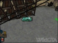 Comet in GTA Chinatown Wars