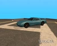 ZR 350 in GTA San Andreas