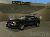 Blista Compact in GTA Vice City