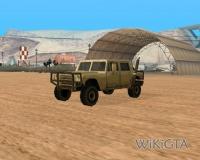 Patriot in GTA San Andreas