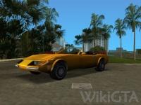 Stinger in GTA Vice City