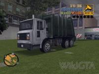Trashmaster in GTA III