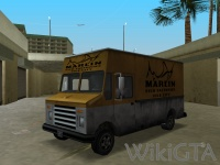 Boxville in GTA Vice City