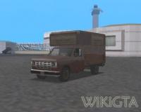 Benson in GTA San Andreas