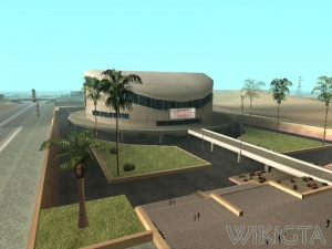 Dirting Stadium