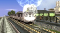 Train in GTA Liberty City Stories