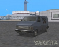 Berkley's RC Van in GTA San Andreas